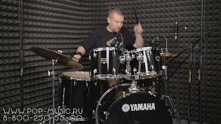 видео барабанные установки