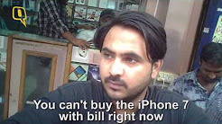 The Quint: Apple iPhone 7 Found in Grey Market