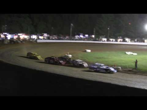 7 30 16 Modified B Main Brownstown Speedway