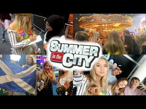 SUMMER IN THE CITY 2018 (Fave Video Ever)