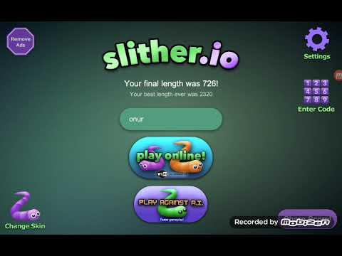 S Lither.io Oynuyoruz #Degisikoyunlar