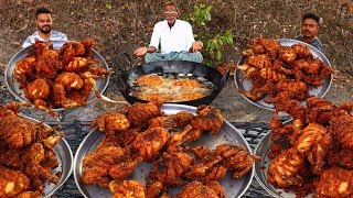WHOLE KFC CHICKEN | KFC FULL CHICKEN RECIPE | GRANDPA KITCHEN