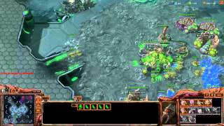Ranked Starcraft 2 ZvZ: Never Sure How To Handle That...