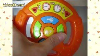 видео Детские рули купить в интернет-магазине