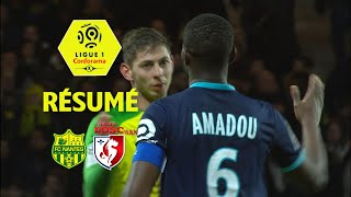 Video Gol Pertandingan Nantes vs Lille Metropole