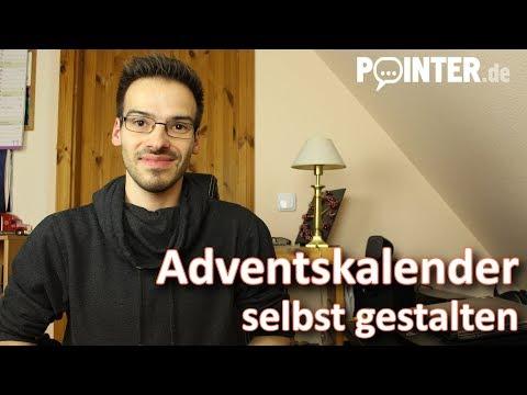 Patrick vloggt - Ideen für deinen DIY-Adventskalender