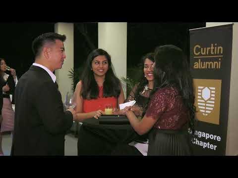 Connecting Singapore Alumni with Industry - Edmund Seng