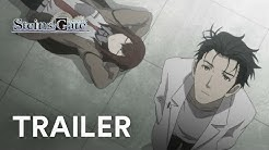 Steins;Gate | Anime Trailer [HD] | 2011