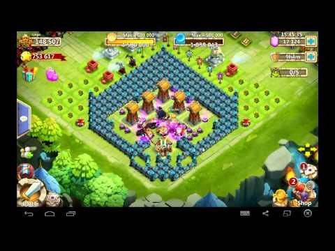 Castle Clash HBM S Victory