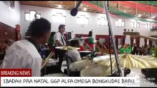 Natal Jemaat GGP Alfa Omega 2016