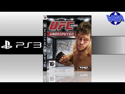 Ufc Undisputed 2009 Gameplay Ps3 ( 2009 )