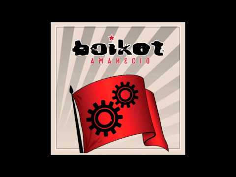 Boikot - Amaneció [Disco Completo] [Full Album] HQ