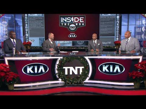 Warriors Staying Sharp | Inside The NBA | NBA on TNT