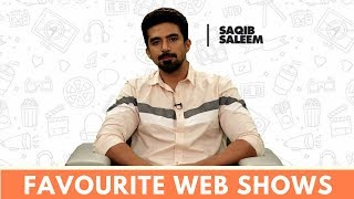 Race 3 Star Saqib Saleem Reveals His Favourite Web Shows | SpotboyE