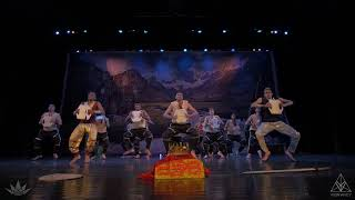 [2ND PLACE] Broad Street Baadshahz   LEGENDS Bollywood Dance 2018   [@VIBRVNCY Front Row]