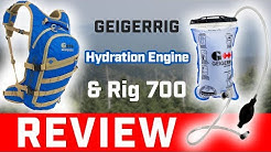 Geigerrig Hydration Engine and Rig 700  | Review