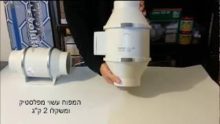 видео Купить канальный вентилятор Soler&Palau TD- 250/100 SILENT Киев
