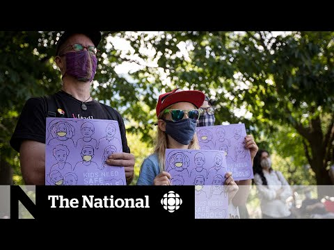 CBC News: The National: Ontario hasn't hired increased staff promised for back to school