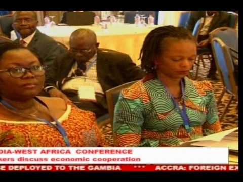 India-West Africa partnership conference in Accra