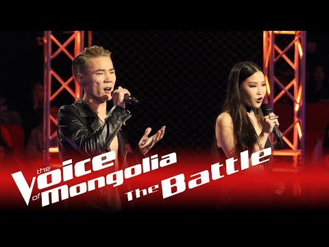 "Buyangerel vs. Ulziisaihan - ""Where Did You Sleep Last Night"" - The Battle - VoiceMongolia 2018"