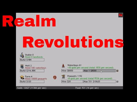 Free Games Thursday - Realm Revolutions