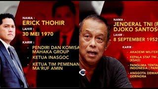 Download Video Menanti Adu Strategi Erick Thohir Vs Djoko Santoso - iNews Pagi 23/09 MP3 3GP MP4