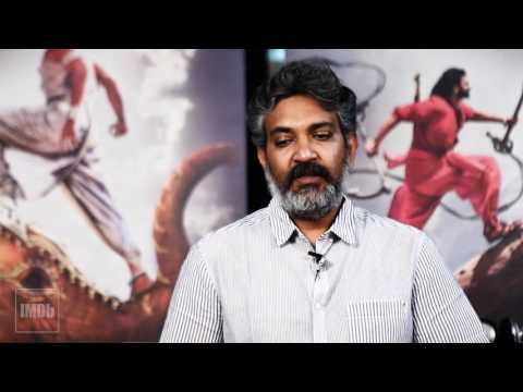 S.S. Rajamouli on Baahubali 2