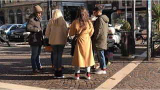 Как одеваются в Италии зимой как утепляются итальянки