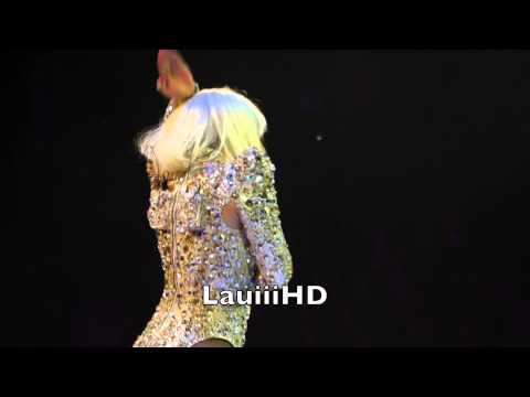 Lady Gaga - G.U.Y. - Live in Stockholm, Sweden 30.9.2014 FULL HD