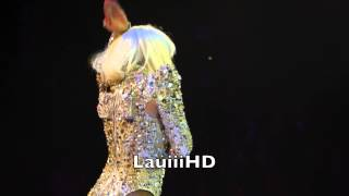 Lady Gaga - G.U.Y. - Live in Stockholm, Sweden 30.9.2014 FULL HD