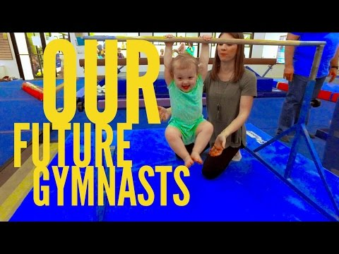 Our Future Little Gymnasts
