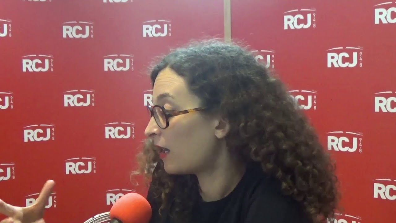 Youtube Video: L'invitée du 12/13 Sarah Mazouz sur RCJ