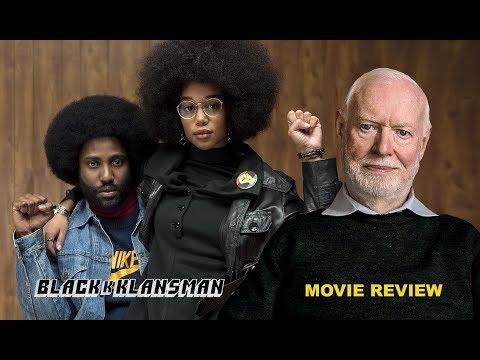 David Stratton Recommends: Blackkklansman