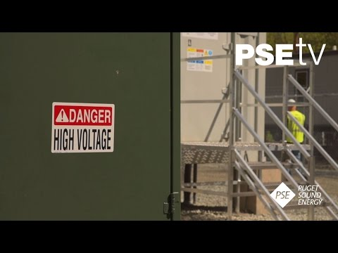 PSE now testing new battery storage technology
