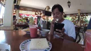 Sarapan  Pagi Part.2 di Hotel New Ramayana Pamekasan Madura Jawa Timur  YN010333