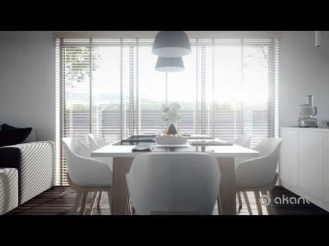 CGI Akant virtual tour - realistic 3D animation