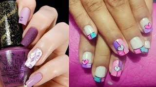 Cute Nail Art Designs for Short Nails - Hottest Nail Art Trends 2018 |5