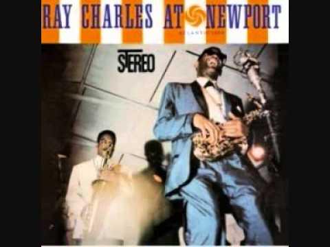Ray Charles - I Got A Woman 1958 (Live at Newport)