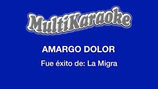 Amargo Dolor