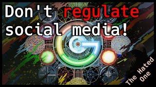 Should we regulate social media as public utilities?