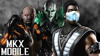 Покупаю пак за 850 душ | Набор из преисподней | Mortal Kombat X Mobile