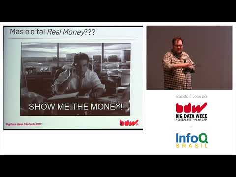 Operando Data Science: transformar a rocket science em real money - Daniel Fonseca