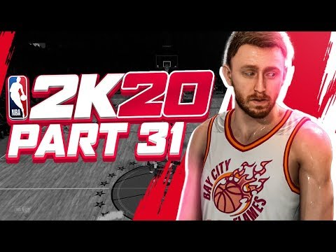 nba-2k20-mycareer:-gameplay-walkthrough---part-31-defeating-the-warriors-(my-player-career)