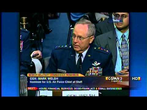 Portman Questions Senior Military Commander Nominees at SASC Hearing