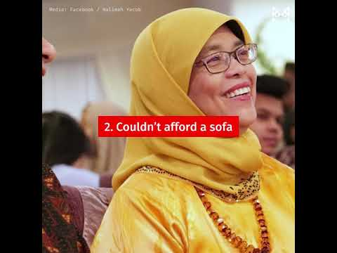 5 Facts about Singapore's first female President - Halimah Yacob