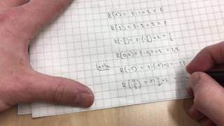 Kertaus: polynomien määrittelyä