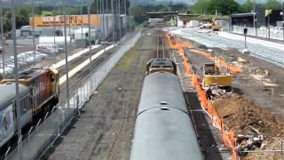 Papakura Platform 3 reopening
