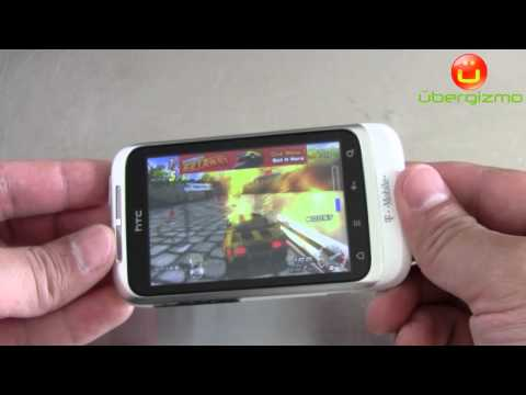 HTC Wildfire S Gaming (HD 720p)