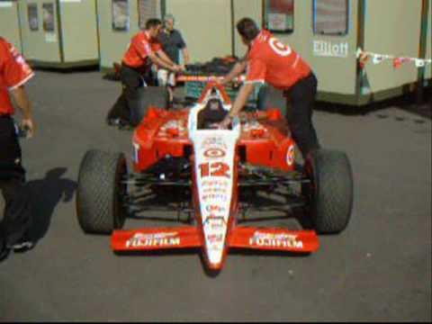 CART 2002 Rockingham Speedway