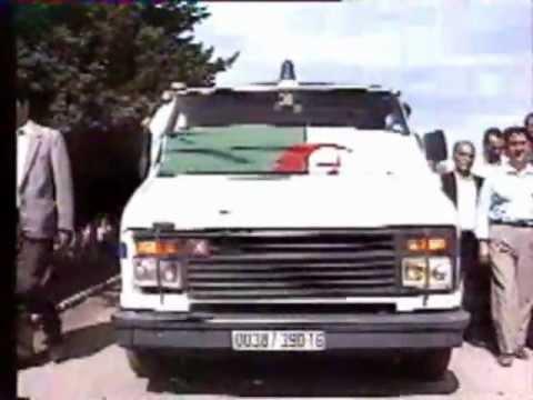 Algérie, Les années de cendre